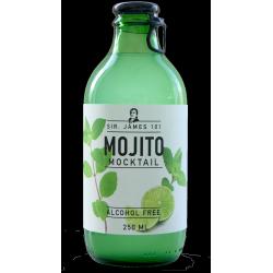 Mojito Mocktail Alcohol Free - Sir. James 101