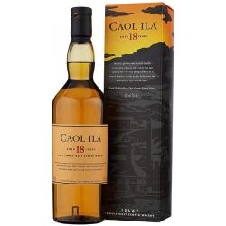 Whisky Caol Ila 18 Y