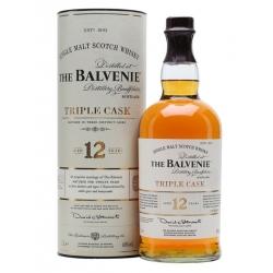 Whisky Balvenie 12 Y Triple Cask Litro
