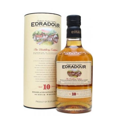 Whisky Edradour 10 Y