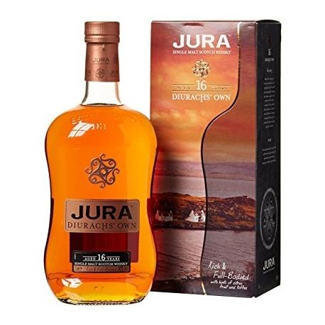 Whisky Isle of Jura 16 Y Diurachs' Own Litro