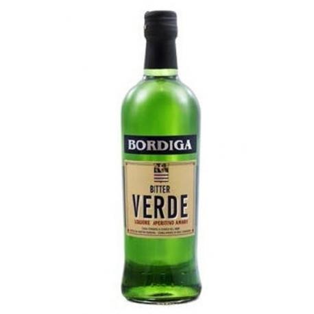 Bitter Verde - Distilleria Bordiga 1888